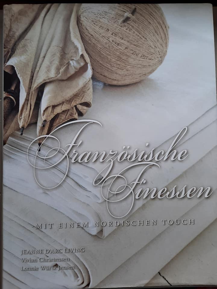 JDL Buch Französische Finessen 29,95